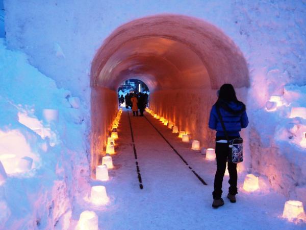 小樽雪あかりの路5