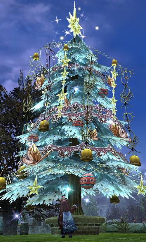 町もクリスマス一色