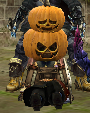 かぼちゃ団子