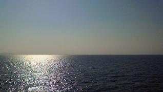 キラキラ瀬戸内海