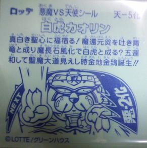 天-5化裏