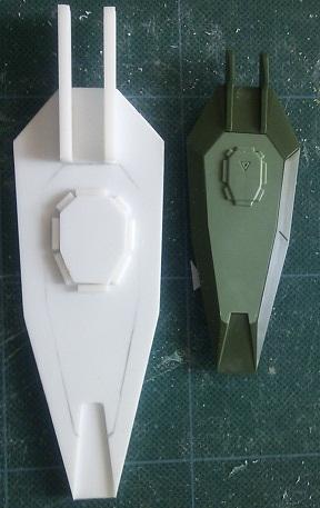 装甲盾 新造