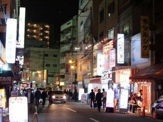 2012新年早々大阪日本橋01