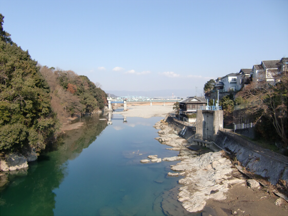 和歌山電鉄貴志駅周辺13