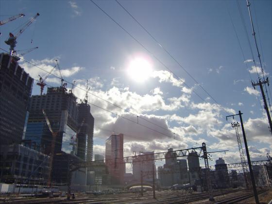 JR貨物&神戸線側の淀川橋梁02