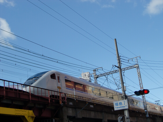 JR貨物&神戸線側の淀川橋梁08