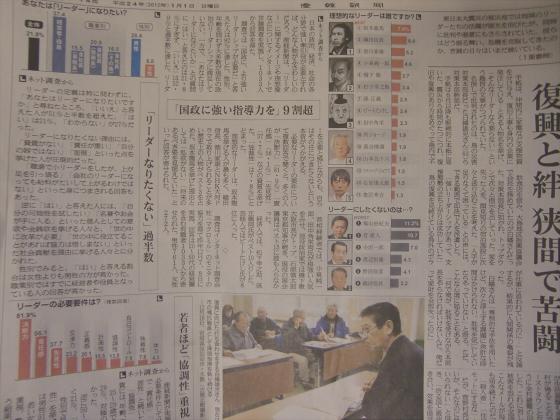 産経新聞眺めてて3-03