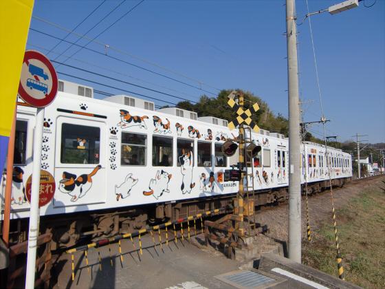 和歌山電鉄のたま電車・おもちゃ電車など02