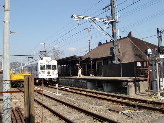 和歌山電鉄のたま電車・おもちゃ電車など09