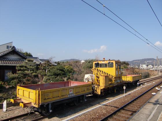 和歌山電鉄のたま電車・おもちゃ電車など10