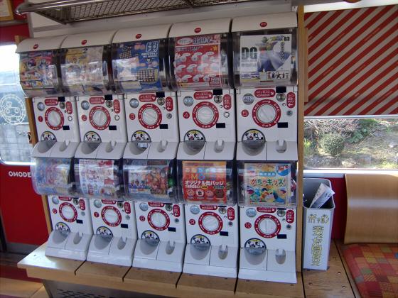 和歌山電鉄のたま電車・おもちゃ電車など12