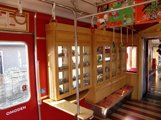和歌山電鉄のたま電車・おもちゃ電車など13