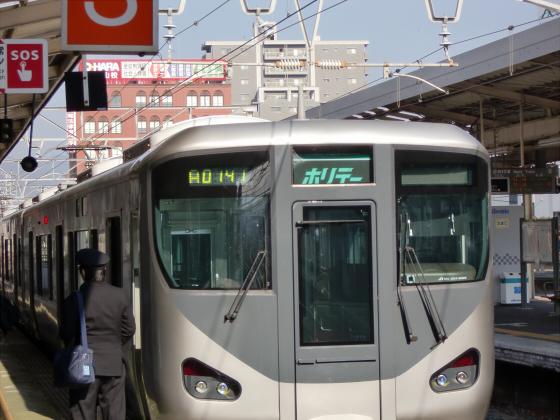 電車色々-和歌山行った時-02