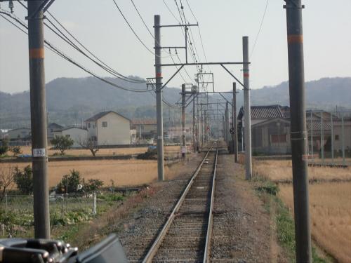 和歌山電鉄走行中02