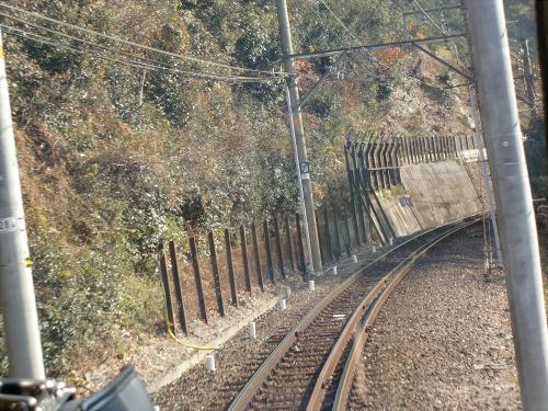 和歌山電鉄走行中05