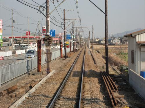 和歌山電鉄走行中12