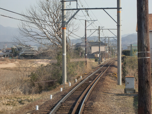 和歌山電鉄走行中15