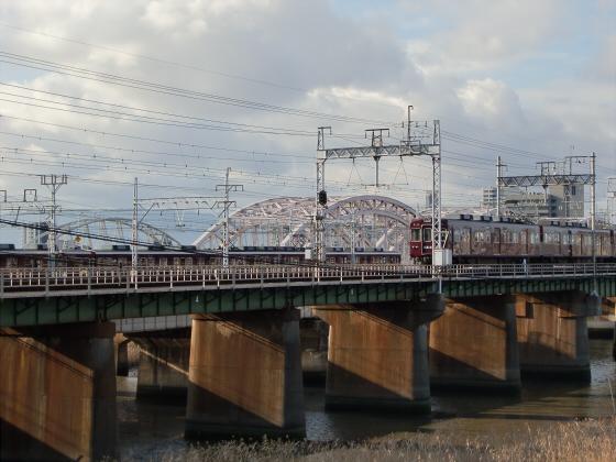 淀川とか梅田とかJR車庫とか02