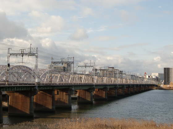 淀川とか梅田とかJR車庫とか03