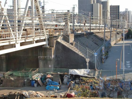 淀川とか梅田とかJR車庫とか06