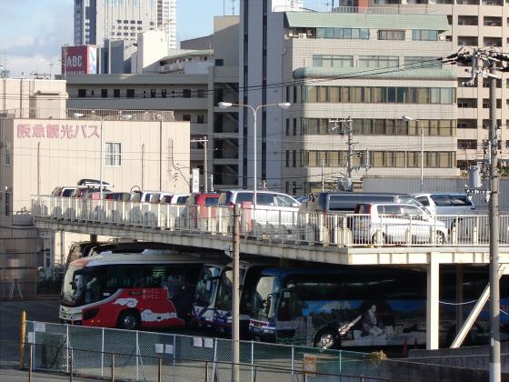 淀川とか梅田とかJR車庫とか09