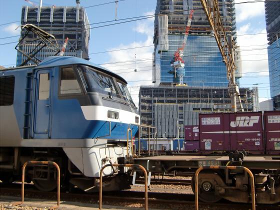 淀川とか梅田とかJR車庫とか11