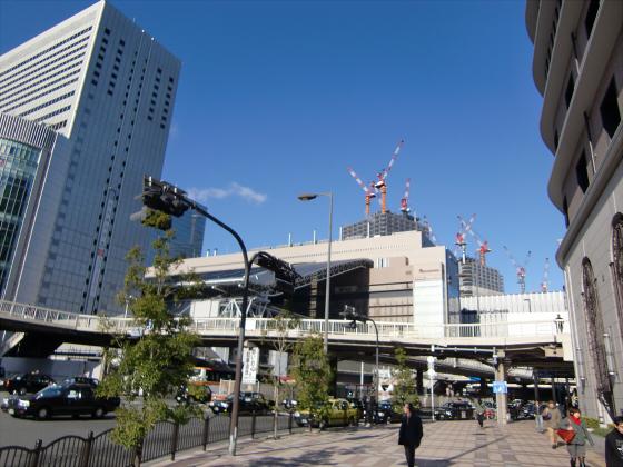 淀川とか梅田とかJR車庫とか15