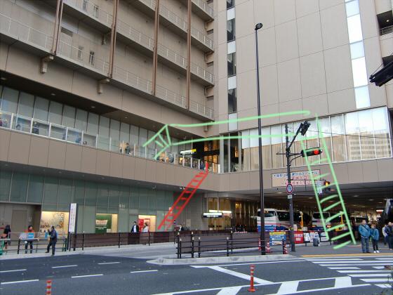 淀川とか梅田とかJR車庫とか18-2