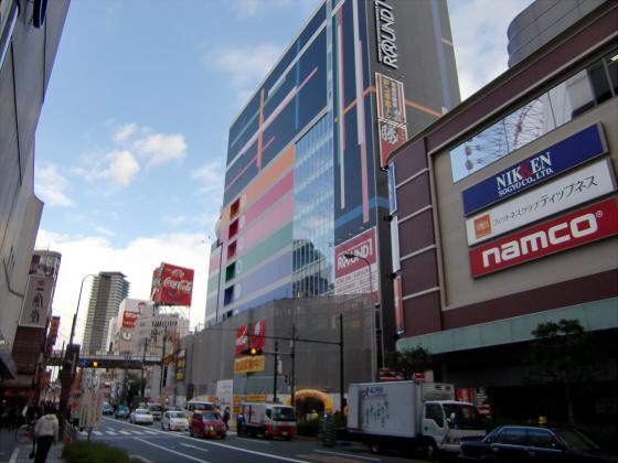 淀川とか梅田とかJR車庫とか20