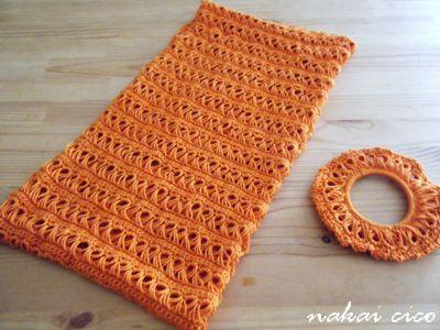 リング編み完成その1