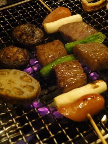 牛肉と野菜の肉詰め!