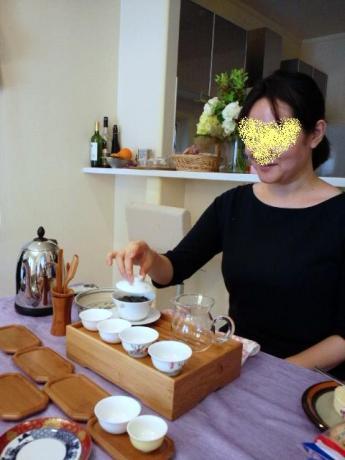 ayaさんの台湾茶!