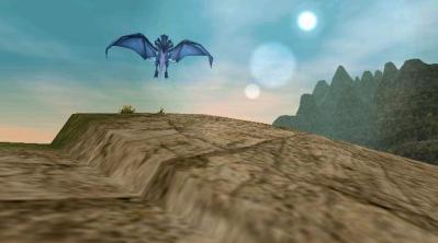 谷 ドラゴン