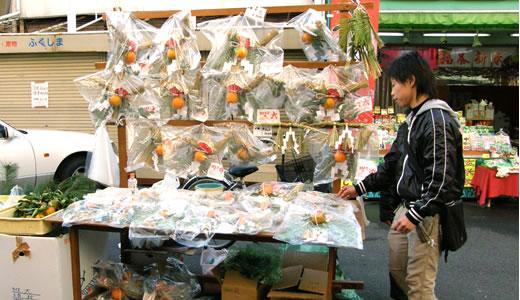 尼崎三和商店街2011大晦日-5