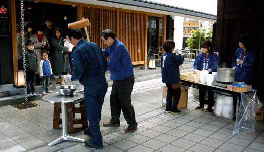 櫻正宗新春鏡開き2012-2