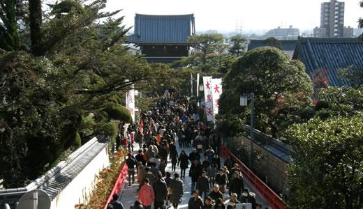 2012初詣・中山寺-5