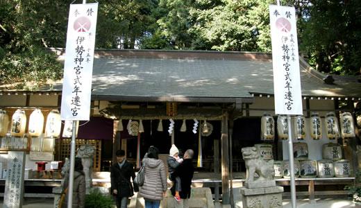 2012初詣・売布神社-2