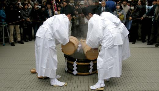 西宮神社・有馬温泉献湯式2012-2