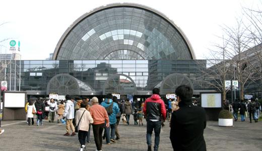 大阪モーターショー2012