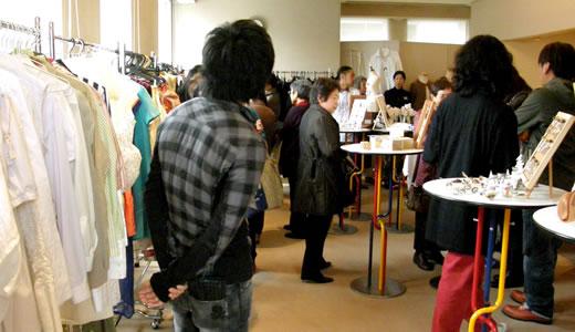 神戸ファッション専門学校ファッションフェア2012-3