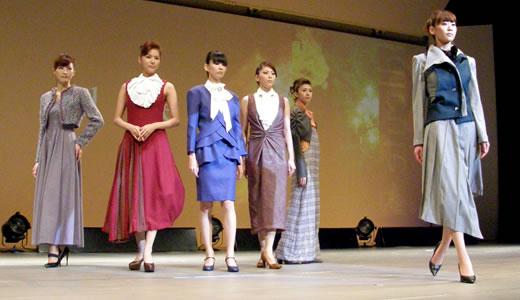 神戸ファッション専門学校ファッションフェア2012(2)-1