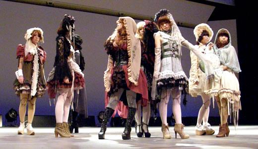 神戸ファッション専門学校ファッションフェア2012(2)-2