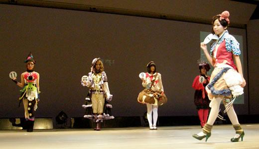 神戸ファッション専門学校ファッションフェア2012(2)-4