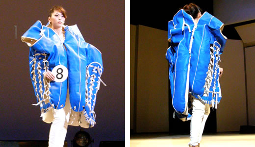神戸ファッション専門学校ファッションフェア2012(3)-1