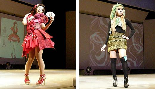 神戸ファッション専門学校ファッションフェア2012(3)-2