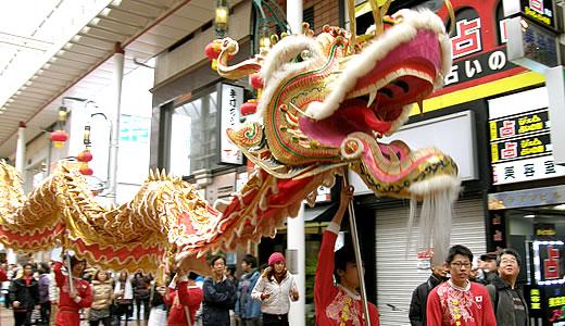 神戸南京町春節祭2012-2