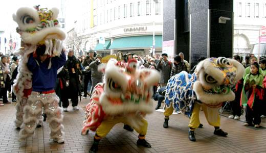神戸南京町春節祭2012-3