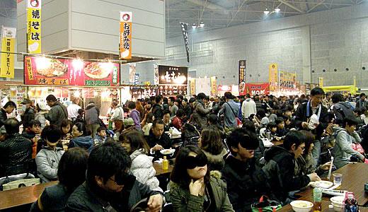 大阪モーターショー2012-1