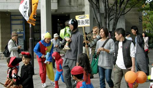六甲アイランドハロウィンフェスティバル2011-2