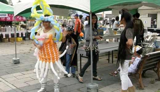 六甲アイランドハロウィンフェスティバル2011(2)-5